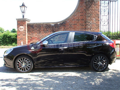 Alfa Romeo on Home Car Reviews Alfa Romeo Reviews Alfa Romeo Giulietta Review   Part