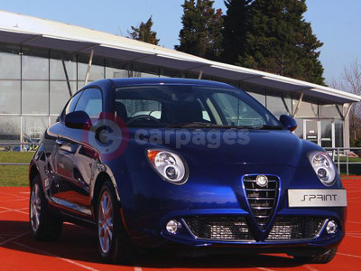 the alfa romeo mito sprint special edition. Black Bedroom Furniture Sets. Home Design Ideas