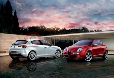 Alfa MiTo and Giulietta