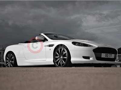 Project Kahn Aston Martin DB9