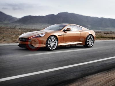 New Aston Martin Virage