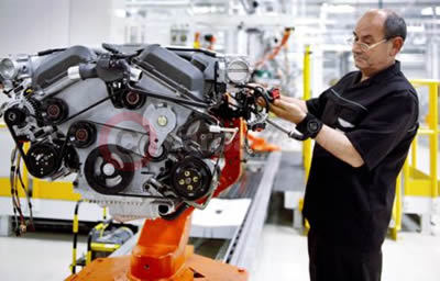 Aston Martin Engine Plant