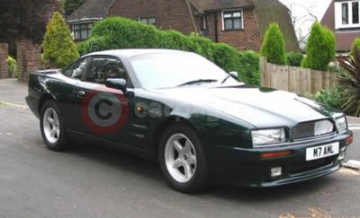 Lennox Lewis Aston Martin Virage For Sale - Aston martin virage for sale