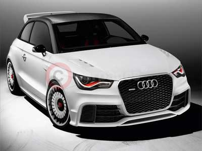 the audi a1 clubsport quattro debut. Black Bedroom Furniture Sets. Home Design Ideas