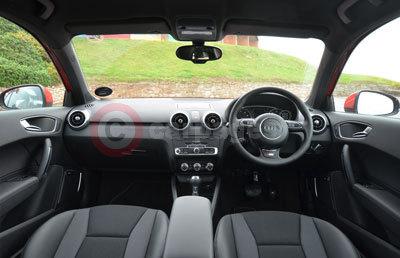 Audi Car Mats >> Audi A1 (Interior)(2011)