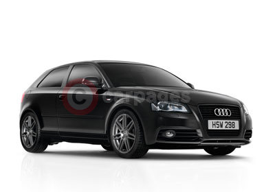 Audi on Audi A3 Black Edition