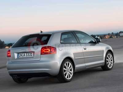Audi A3 2008 Part Two