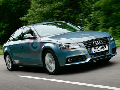 The Audi A4