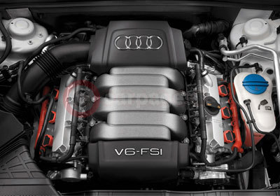 Audi A4 FSI Petrol Engines