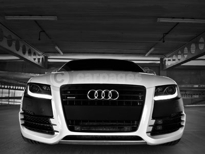 Project Kahn's Audi A5 Coupe Sport