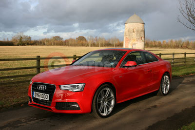 Audi A5 Coupe Review (2012)