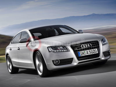 The New Audi A5 Sportback