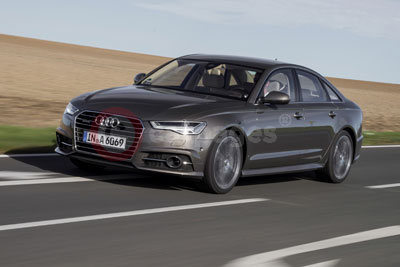 The Revised Audi A6 (MY-2015)
