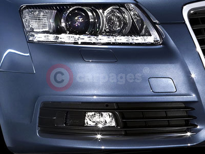 Audi on Home Car News Audi News Audi A6 News Audi A6 Daytime Running Lights