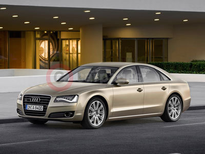 The All New Audi A8