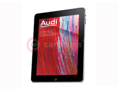 New Audi Magazine iPad App