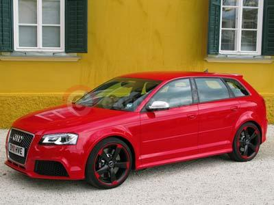 Audi RS 3 Sportback Side View