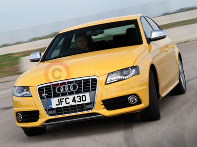 The New Audi S4