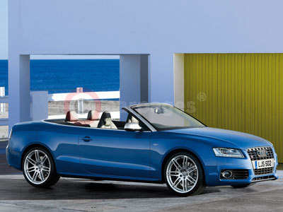 The New Audi S5 Cabriolet