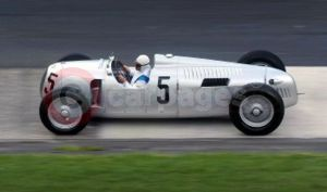 The 1936 Auto Union Type C With 520 PS