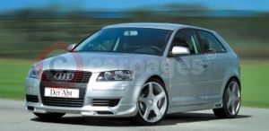 Abt Sportsline Enhancements For The A3