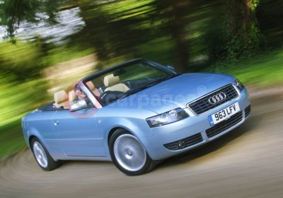 Audi A4 Cabriolet Sport