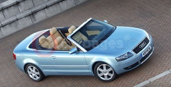 New Audi A4 Cabriolet 1.8T