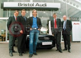 Ex F1 champion Damon Hill joins Audi network