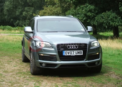 Audi on Audi Q7 News Audi News