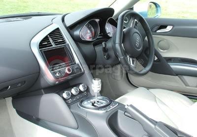 Audi R8 Interior Automatic moreha tekor ak...