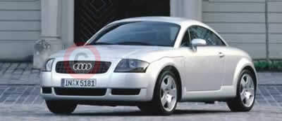Audi TT Coupe 180PS