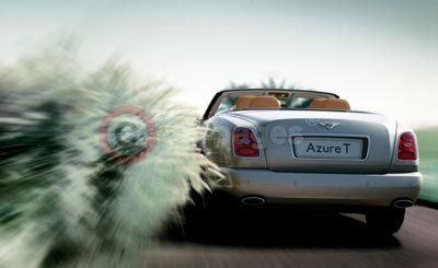 The New Bentley Azure T