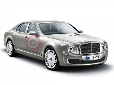 The New Bentley Mulsanne