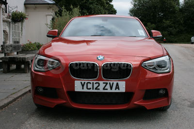 135isport 2012 Blue on Bmw 1 Series Review 2012