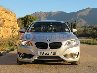BMW 2 Series Coupe Review (2014)