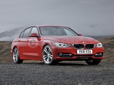 Sport  on Bmw 3 Series 320d Sport 2012