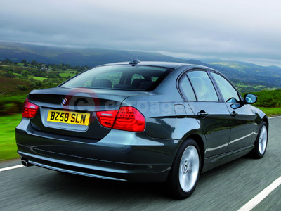 The BMW 3 Series Saloon