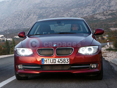 The New BMW 3 Series Coupe