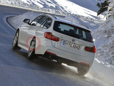 BMW 3-Series xDrive Touring (2013)
