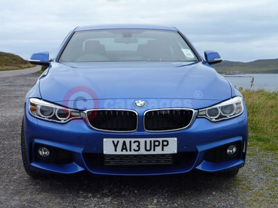 BMW 4 Series Review (2013)
