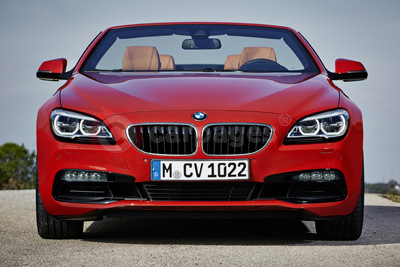 BMW 6-Series Convertible (MY-2015)