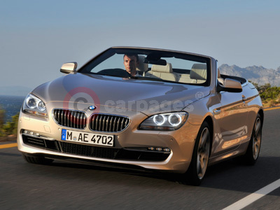 New BMW 6-Series Convertible