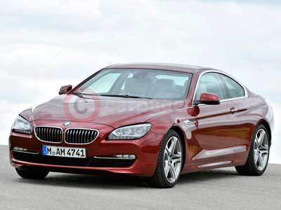 New BMW 6 Series Coupe