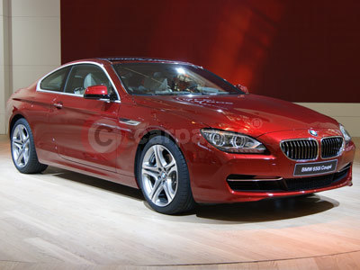 bmw 6 series coupe unveiled. Black Bedroom Furniture Sets. Home Design Ideas