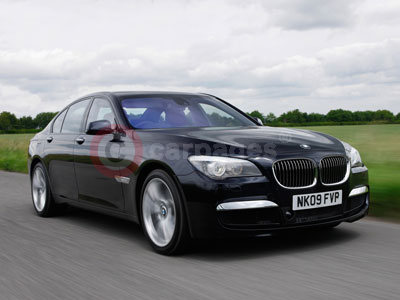 The New BMW 740d M Sport