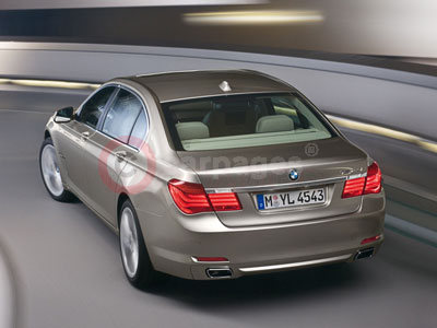 BMW 7 Series Rear