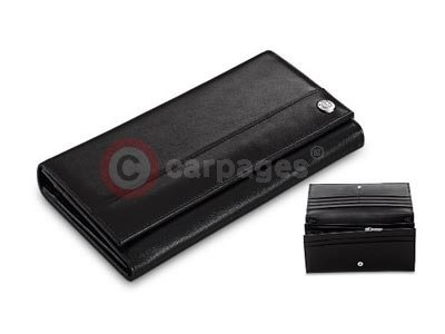 BMW Ladies' Leather Wallet