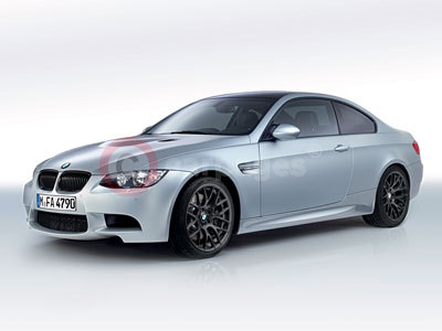 BMW M3 Coupe Frozen Silver Edition (2012)