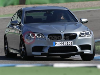 BMW M5 with Competition Package (2013)