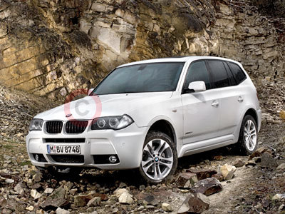The New BMW X3 xDrive18d